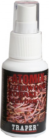 ATOMIX SPRAY REDWORM 50GR