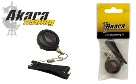 AKARA Pin-on-Reel 7415 m seneklipper