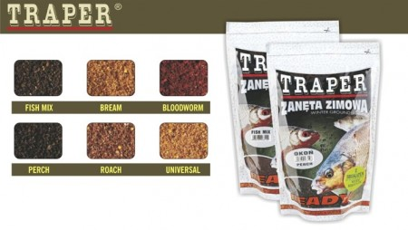 Groundbait TRAPER «Winter READY» Universal (750 g